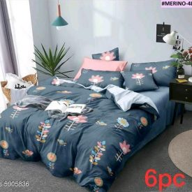 Trendy Cotton 100 X 90 Double Bedsheets Vol 2