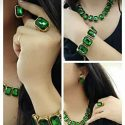 Women's Alloy Gold Plated Jewellery