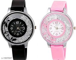 Stylish Reliable Analog Women's Watches Combo Vol 1