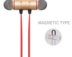 Bluetooth Magnet Earphones