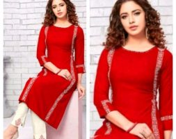 Jivika Attractive Women Kurta Sets