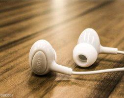 Trendy Stylish Plastic Wired Earphone
