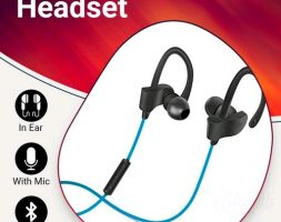 Simple Mobile Personal Wireless Bluetooth Headphone