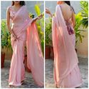Aishani Graceful Satin Sarees