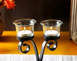 Elite Trendy Iron Tealight Holders Vol 1