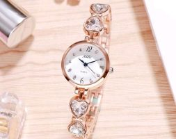 Stylish Fancy Designer Metal Women's Watches Vol 5