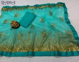 Trendy Women's Sarees