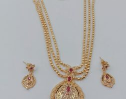 Gold Plated Wedding Jewellery