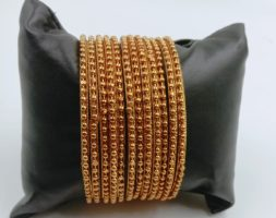 Gold Plated Designer Fancy Bangle for Girl and Women