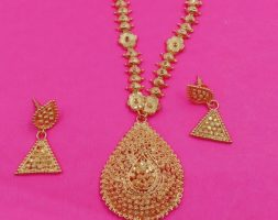 Traditional Jewellery Gold Plated Jewellery Set for Women