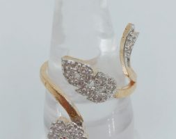 American Diamond Finger Ring Party wear Ring Jewellery for Girls & Women