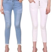 Pretty Women's Jeans Combo Vol 2