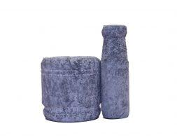 stone masher / mortar pestle 4″