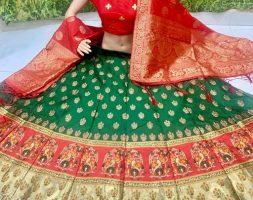 Aishani Alluring Women Lehenga