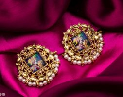 New Attractive Alloy Women's Earrings