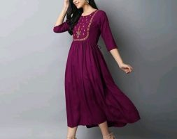 Modern Fancy Women's Kurtis