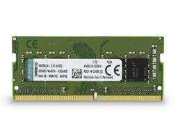Kingston RAM KVR21S15S8/4 4GB DDR4 RAM Laptop SODIMM